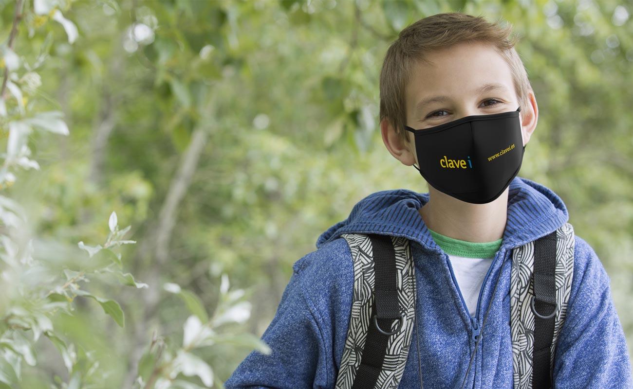 Junior - Custom Face Masks